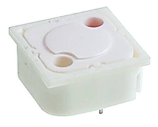 Nyomógomb 35 V 0.1 A 1 x KI/(BE) RAFI 3.14.001.033/0000 Nyomó 25 db