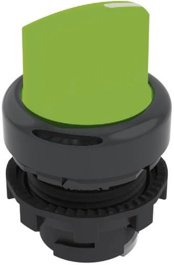Zöld 1 x 45 ° Pizzato Elettrica E21SL12ACD41AB 1 db
