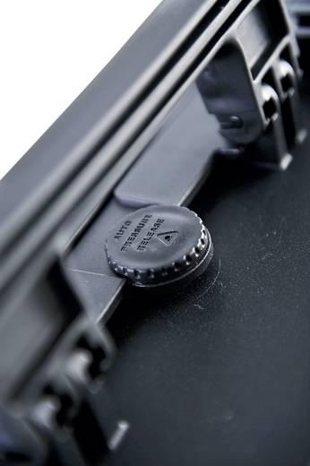 Vízálló, por és ütésálló műszerkoffer, hordtáska 336 x 300 x 148 mm MAX300