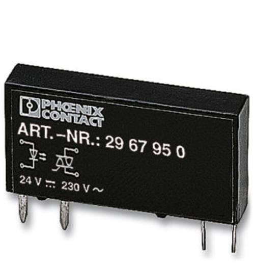 Miniatűr szilárdtest relé, Phoenix Contact 2967950 OPT-24DC/230AC/ 1