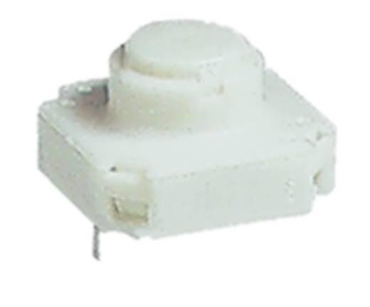 Nyomógomb 35 V 0.1 A 1 x KI/(BE) RAFI 3.14.100.501/0000 Nyomó 32 db