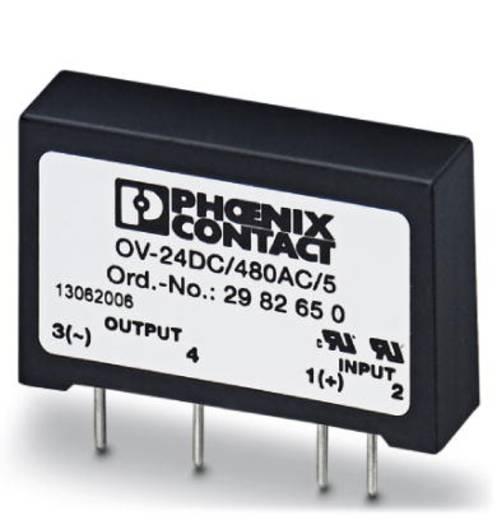 Félvezető relé, Phoenix Contact 2982650 OV-24DC/ 480AC/5