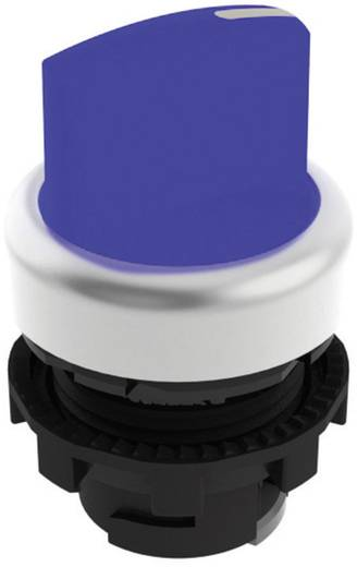Kék 1 x 45 ° Pizzato Elettrica E21SL12ACD69AB 1 db
