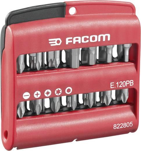 Facom E.120PB Bitkészlet, 28 részes