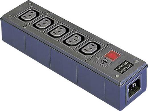 Hálózati eszköz adapter, fekete, ESKA Bulgin PXD301/550/01/1