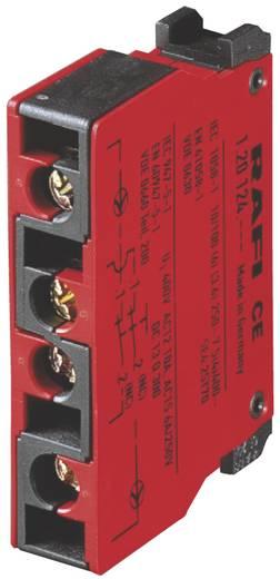 Érintkezőelem 1 záró nyomó 250 V/AC RAFI 5.00.100.140/0000 10 db