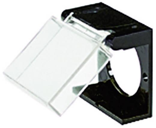 Tartozék a LUMOTAST 75 sorozathoz, átlátszó/fekete, RAFI, tartalom: 5 db