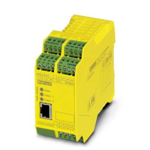 Vészleállító relé, Phoenix Contact 2981538 PSR-SCP- 24DC/RSM4/4X1