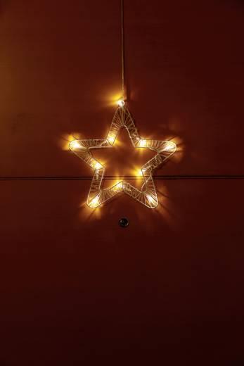 LED-es ablakdekoráció, csillag, 24V, Polarlite 709660