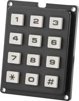 Mátrix nyomógomb tábla 3X4, Tru Components TRU COMPONENTS