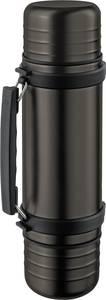 Vákuumos rozsdamentes acél palack, 1 l, titánszürke, Isosteel Duo Isosteel