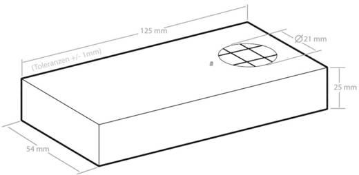 Ultrahangos nyestriasztó és menyétriasztó, elemes, 55 m², Kemo FG022