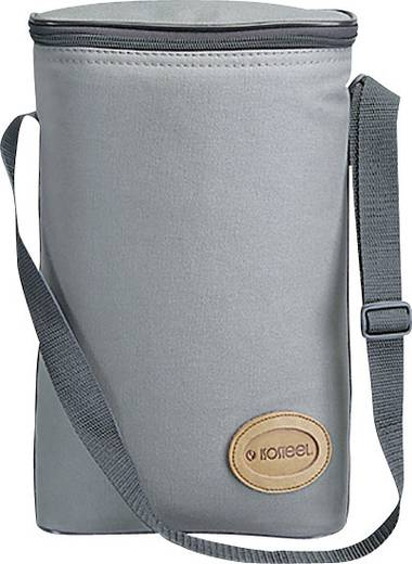 Úti termosz készlet táskával, Isosteel VA-9600B