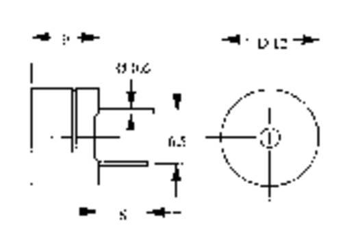 Jeladó AL-60P01 6.5 OHM