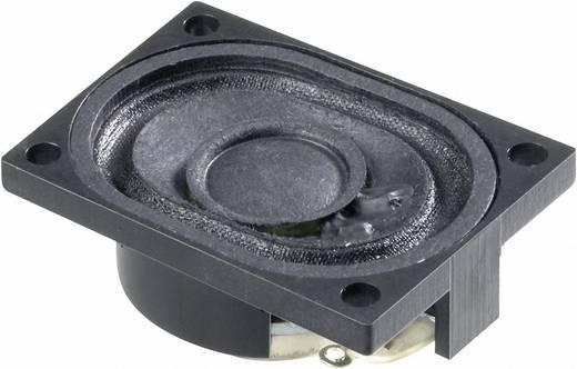 Miniatűr hangszóró LSM-SK-sorozat, 84 dB 8 Ω 4 W