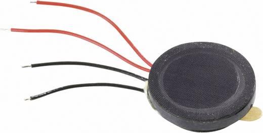 Miniatűr hangszóró LSF-M-sorozat, 90/102 dB 8/32 Ω 750/20 mW