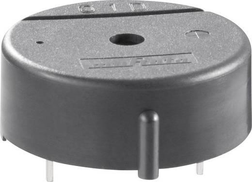 Piezo zümmer, zajkeltés: 90 dB/10 cm 3 - 20 V/DC 3.8 kHz