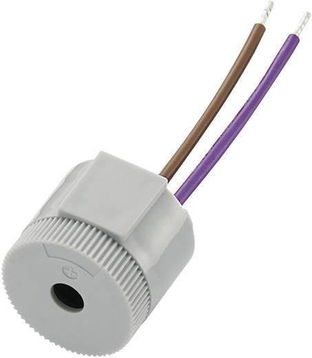 Piezo zümmer, 92 dB 12 V/DC KEPO KPI-G2622L-6270