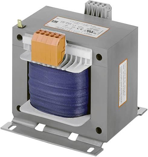 Szabályozó, biztonsági, elválasztó transzformátor sorozat, STEU 230 V és 400 V 2 x 115 V 2 x 3,48 A Block