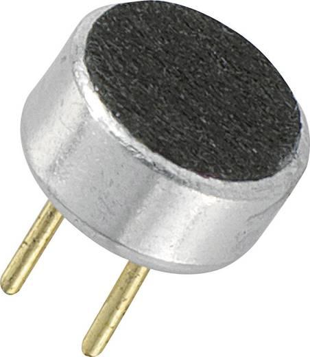 Mikrofonkapszula, 2 V/DC 44 dB ± 3 dB 100 - 10000 Hz KEPO KPCM-G45H22PC33-44dB-1175