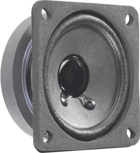 Szélessávú hangszóró 6,5 cm Visaton 2017 86 dB, 86 dB, 8 Ω, 8 W, 6,5 cm, 1 db, FRS 7 W