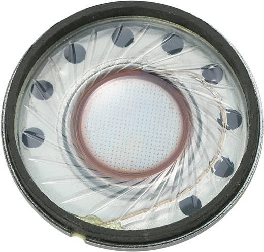 Miniatűr hangszóró, KP sorozat KEPO KP3246SP1F-5839 90 dB ± 3 dB, 8 Ω ± 15 % Ω, 7 mm, 1 W, 1 db, KP3246SP1F-5838