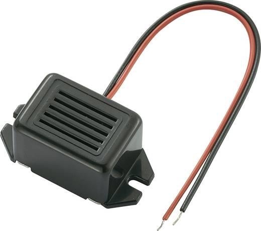 Mechanikus beépíthető zümmer 85 dB 24 V/DC 30 mA 400 Hz, KPMB-G2324L1-6349