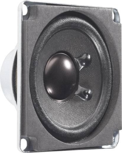 Szélessávú hangszóró, 5 cm-es, mágnesesen árnyékolva Visaton 2220 80 dB, 80 dB, 8 Ω, 4 W, 5 cm, 1 db, FRWS 5 SC