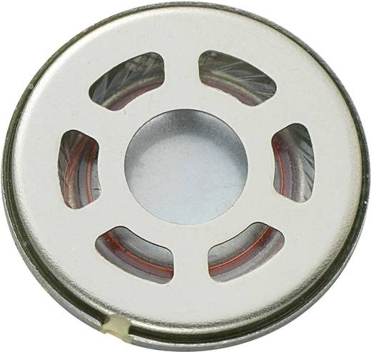 Miniatűr hangszóró, KP sorozat KEPO KP1530SP1-5828 90 dB ± 3 dB, 8 Ω ± 15 % Ω, 3.4 mm, 0.5 W, 1 db, KP1530SP1-5827