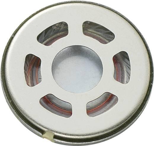 Miniatűr hangszóró, KP sorozat KEPO KP1838SP1-5830 90 dB ± 3 dB, 8 Ω ± 15 % Ω, 4 mm, 0.5 W, 1 db, KP1838SP1-5829