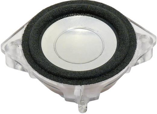 Szélessávú hangszóró 4,5 cm Visaton 2240 79 dB, 79 dB, 4 Ω, 4 W, 1 db, BF 44