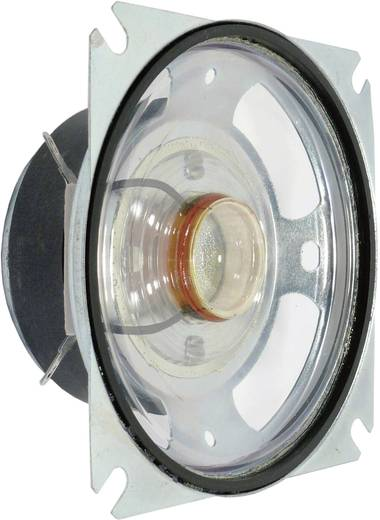 Szélessávú hangszóró 8 cm Visaton 2096 94 dB, 94 dB, 8 Ω, 20 W, 1 db, SL 87 XA