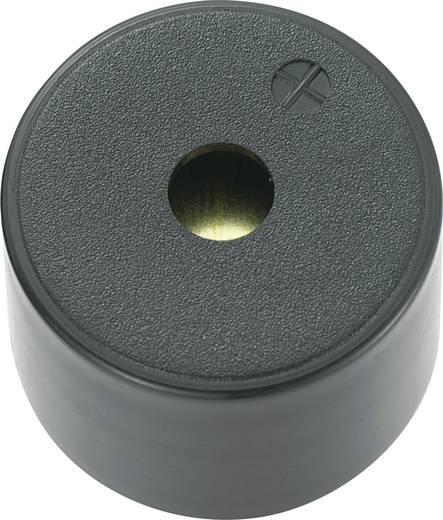 Piezo zümmer, KPI sorozat Hangerő: 88 dB 12 V/DC Tartalom: 1 db