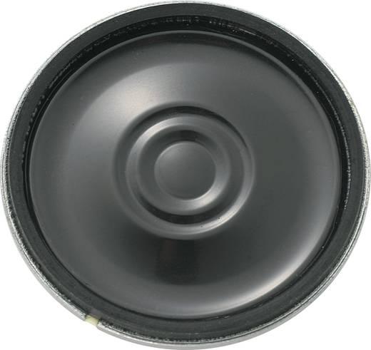 Miniatűr hangszóró, KP sorozat KEPO KP2848SP1F-5836 92 dB ± 3 dB, 8 Ω ± 15 % Ω, 5 mm, 0.7 W, 1 db, KP2848SP1F-5835