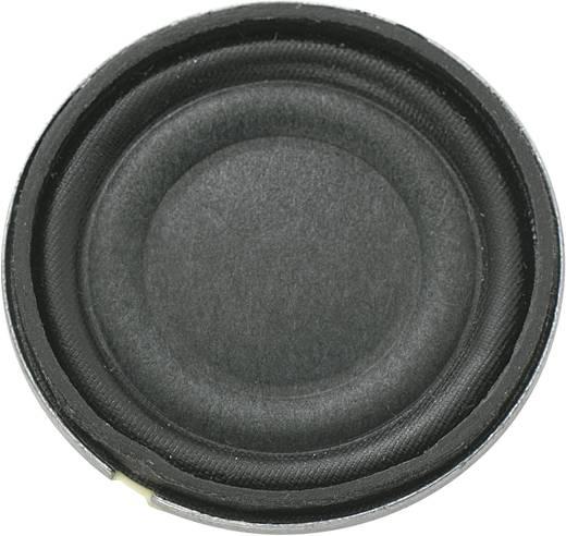 Miniatűr hangszóró, KP sorozat KEPO KP2852SP1F-5837 92 dB ± 3 dB, 8 Ω ± 15 % Ω, 6.1 mm, 0.5 W, 1 db, KP2852SP1F-5836
