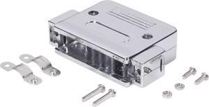 D-SUB doboz pólusszám: 15 180 ° Ezüst BKL Electronic 10120069 1 db BKL Electronic