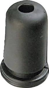 Törésgátló, kábelvédő D SUB csatlakozó 15/25 pólusú kábelhez, fekete TRU COMPONENTS TC-ATUE 1-203 TRU Components