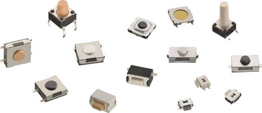 Nyomógomb 12 V/DC 0,05 A 1 x KI/(BE) Würth Elektronik 436353045816 nyomó 1 db