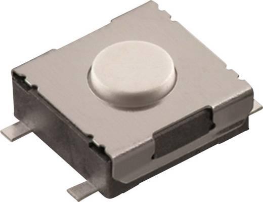 Nyomógomb 12 V/DC 0,05 A 1 x KI/(BE) Würth Elektronik 430471025826 nyomó 1 db