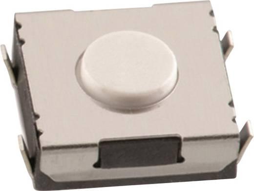 Nyomógomb 12 V/DC 0,05 A 1 x KI/(BE) Würth Elektronik 430473031826 nyomó 1 db