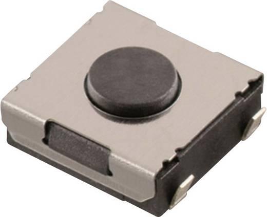 Nyomógomb 12 V/DC 0,05 A 1 x KI/(BE) Würth Elektronik 430466043726 nyomó 1 db