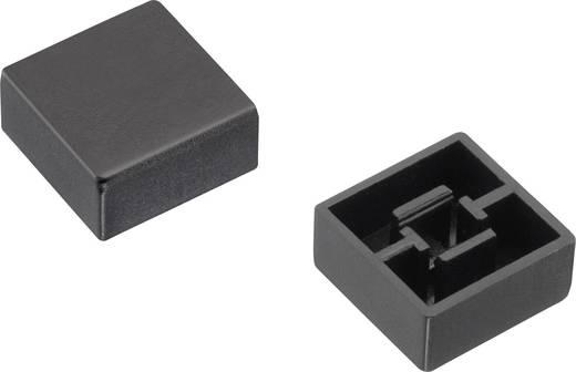 Würth Elektronik Védősapka WS-TSW gombokhoz 714301050 Fekete Alkalmas Nyomógombok, WS-TSW sorozat