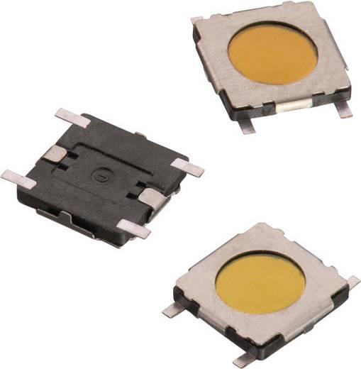 Nyomógomb 15 V/DC 0,02 A 1 x KI/(BE) Würth Elektronik 431181008816 nyomó 1 db