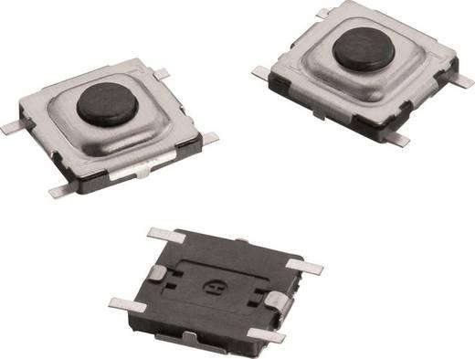 Nyomógomb 15 V/DC 0,02 A 1 x KI/(BE) Würth Elektronik 431181015816 nyomó 1 db