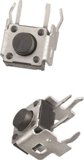 Nyomógomb 12 V/DC 0,05 A 1 x KI/(BE) Würth Elektronik 431256031716 nyomó 1 db