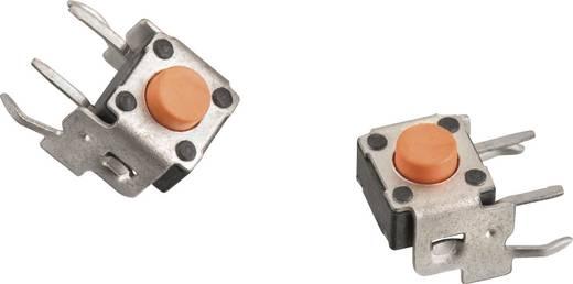 Nyomógomb 12 V/DC 0,05 A 1 x KI/(BE) Würth Elektronik 431256031736 nyomó 1 db