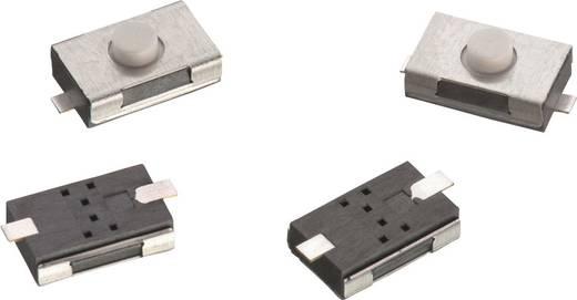 Nyomógomb 12 V/DC 0,05 A 1 x KI/(BE) Würth Elektronik 434111025826 nyomó 1 db