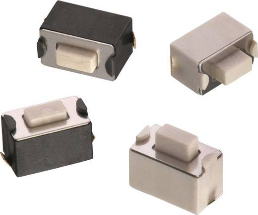 Nyomógomb 12 V/DC 0,05 A 1 x KI/(BE) Würth Elektronik 434113050826 nyomó 1 db