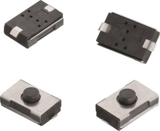 Nyomógomb 12 V/DC 0,05 A 1 x KI/(BE) Würth Elektronik 434123025816 nyomó 1 db