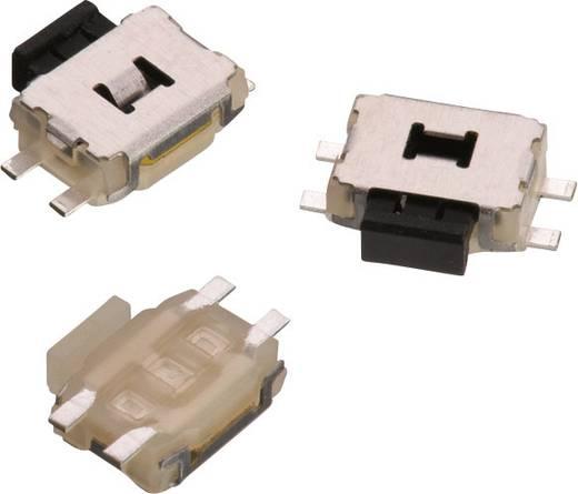 Nyomógomb 12 V/DC 0,05 A 1 x KI/(BE) Würth Elektronik 434331045822 nyomó 1 db